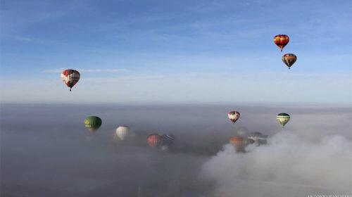 Festival de Balões de Ar Quente volta ao Alentejo