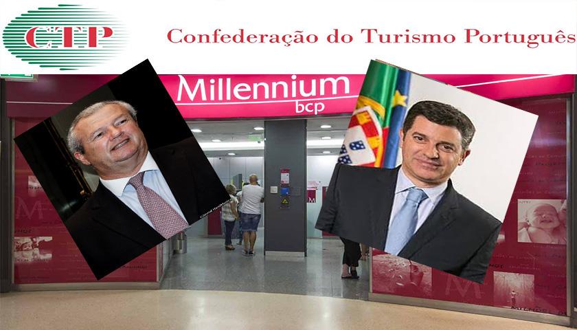 CTP e Millennium BCP debatem financiamento para o Turismo