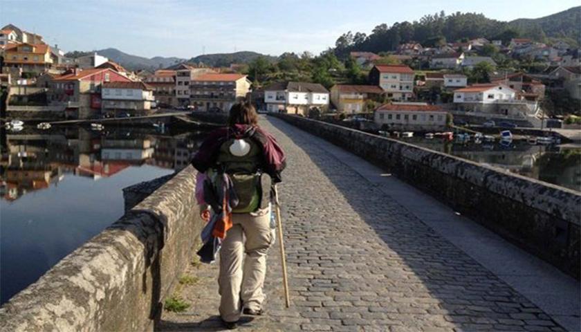 Caminho Português de Santiago é o 2º no ranking