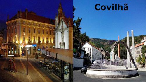 Zonas turísticas da Covilhã com wi-fi gratuito