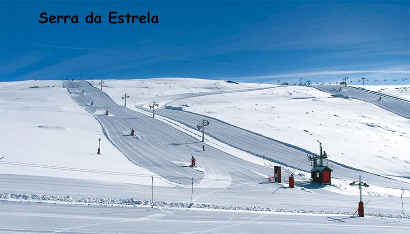Estância de esqui da Serra da Estrela abre em dezembro