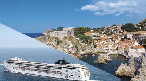 MSC Cruzeiros enriquece o Verão no Mediterrâneo Oriental