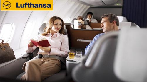 Grupo Lufthansa: 130 milhões de passageiros em 2017