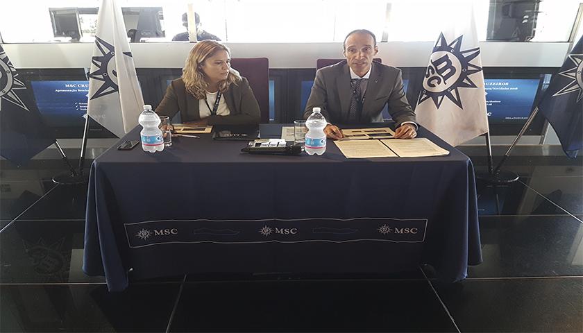 MSC cresce em Portugal e anuncia novos destinos