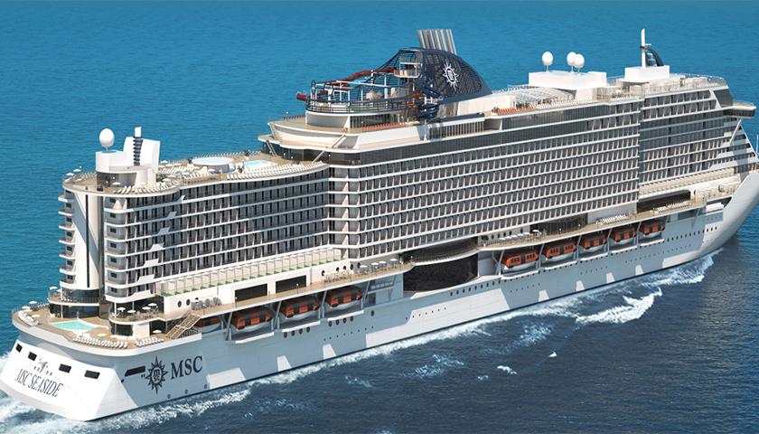MSC Cruzeiros participa na 1º feira e congresso trabalhar num navio