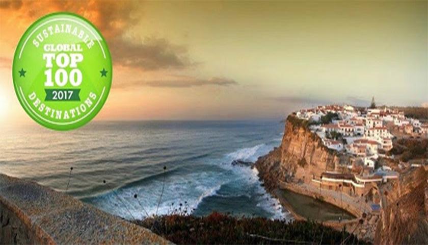 Sintra no Top 100 dos Destinos Turísticos Sustentáveis