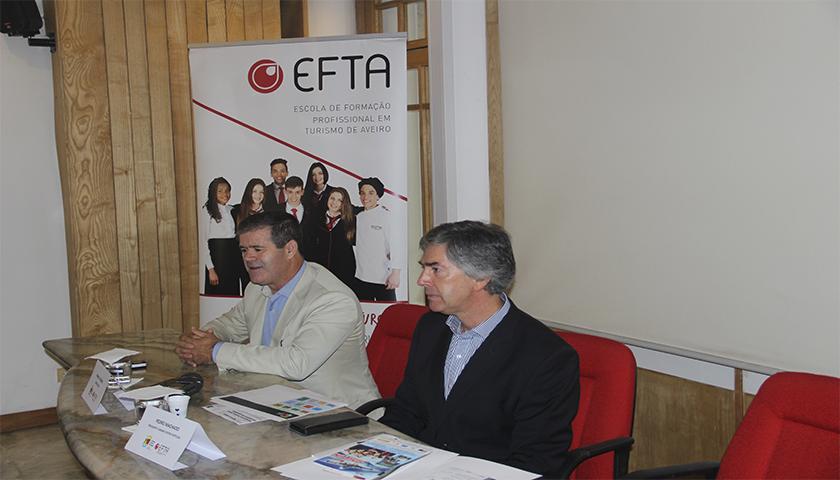 TCP e EFTA lançam curso de assistente de bordo