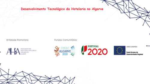 Desenvolvimento tecnológico da hotelaria no Algarve com duas acções