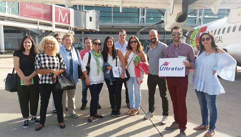 """Ultratur e TAP à descoberta da """"ponte aérea"""" com agentes de viagens"""