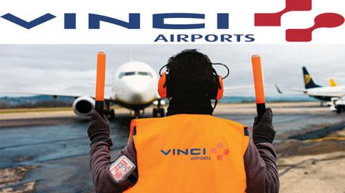 Vinci Airports: crescimento de tráfego continua