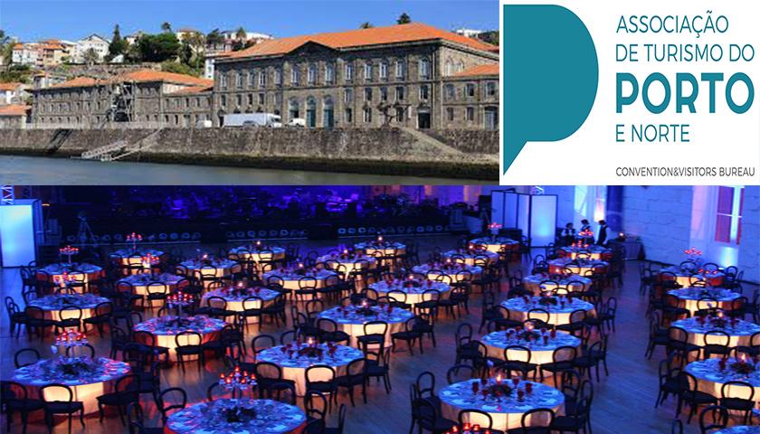 Agentes de viagens à descoberta do Porto e Norte