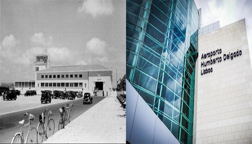 Aeroporto de Lisboa celebra 75 anos