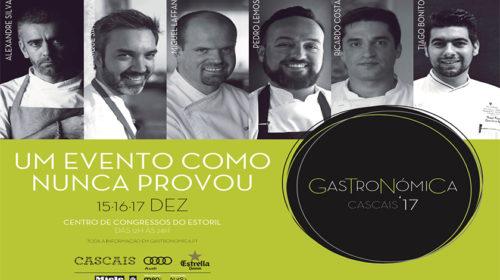 CICLO DE CONFERÊNCIAS NO CASCAIS GASTRONÓMICA 2017