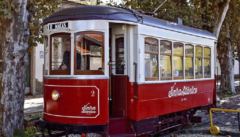 Eléctrico de Sintra tem novo horário