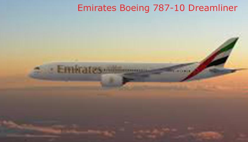 Emirates compra 40 aviões à Boeing por 13 mil milhões de euros