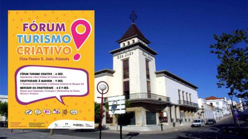IV Fórum Turismo Criativo vai decorrer em Palmela