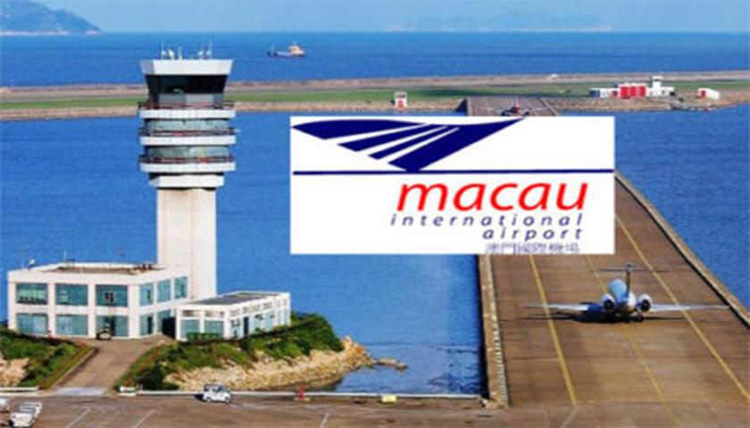 Aeroporto Internacional De Macau : Aeroporto de macau recebeu milhões passageiros até