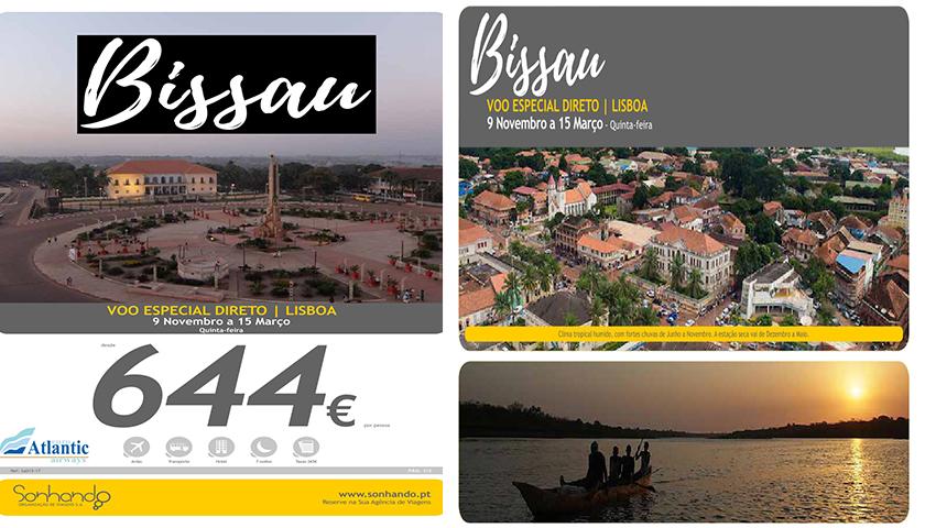 Sonhando lança Bissau e Bijagóz