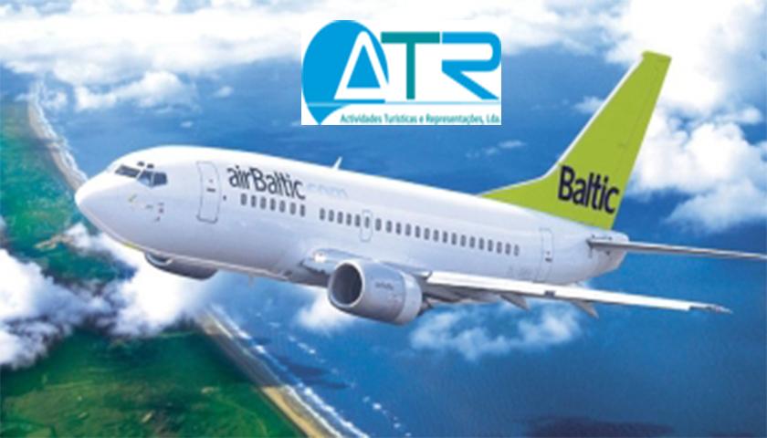 Air Baltic escolhe a ATR como seu GSA