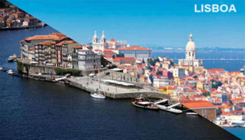 LISBOA E PORTO NO TOP10 DAS ESCOLHAS EUROPEIAS