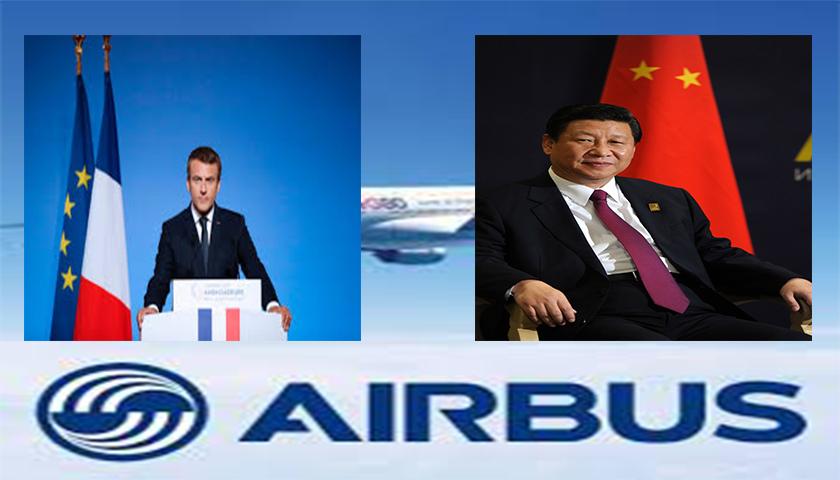 Airbus reforça cooperação na China