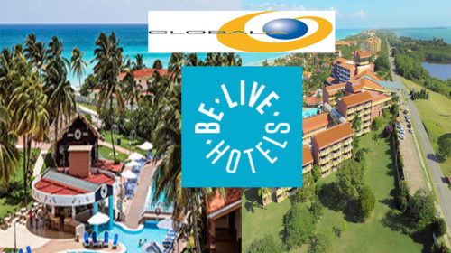 Globalia com novos hotéis Be Live em Cuba