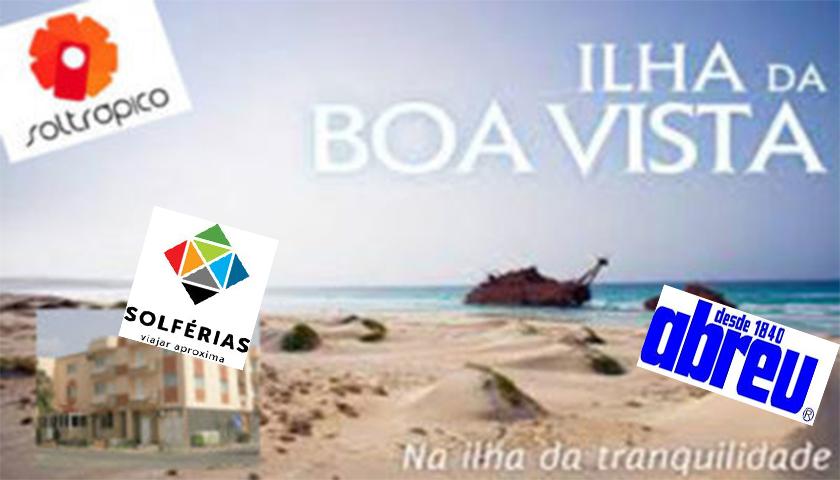 Abreu, Solférias e Soltrópico lançam voo extra para a Boavistano Verão