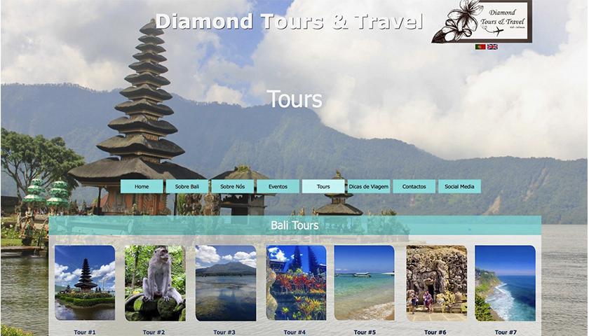 Diamond Tours & Travel quer levar portugueses a Bali