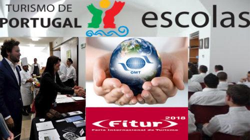 Organização Mundial do Turismo distingue Portugal na Fitur