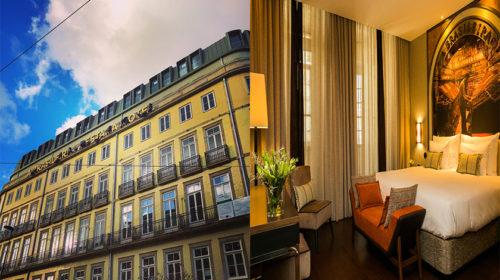 Grupo Pestana abre novo hotel no Porto