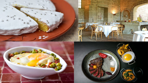 Pousadas de Portugal apresentam o melhor da gastronomia nacional