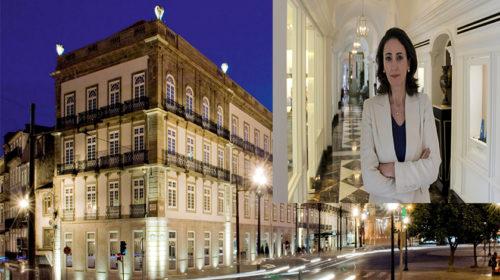 Raquel Queiroz é a Directora de Operações do InterContinental Porto