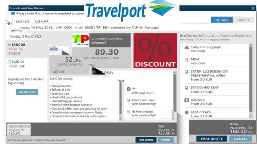 Travelport regista recorde de pesquisa de tarifas aéreas em janeiro