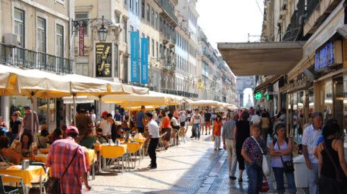 Lisboa lidera proveitos de alojamento turístico