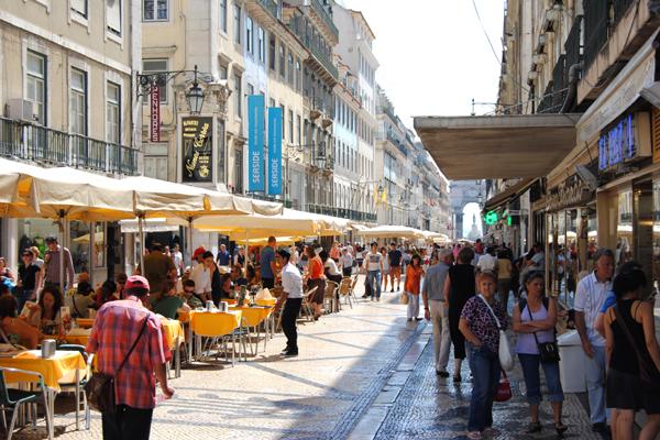 augment de tourisme br silien au portugal en novembre op o turismo. Black Bedroom Furniture Sets. Home Design Ideas