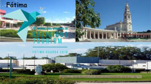 Workshops internacionais de turismo religioso em Fátima e Braga