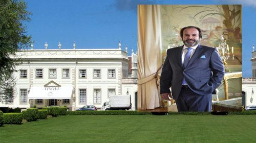 Tivoli Palácio de Seteais e Tivoli Sintra têm novo director geral