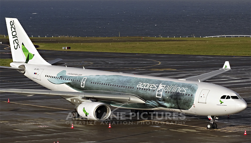 Azores Airlines reactiva ligação Ponta Delgada-Londres