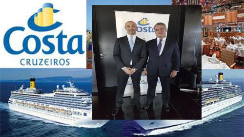 Costa Cruzeiros reforça posição em Portugal