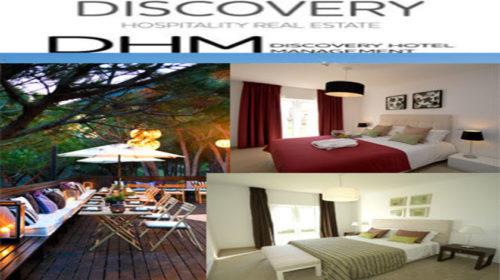 DHM reinicia operação em três hotéis no Algarve