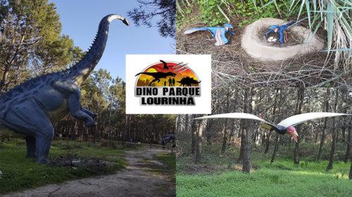 Dino Parque na Lourinhã já abriu