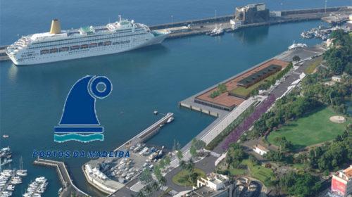 Porto do Funchal recebeu mais de um milhão de cruzeiristas