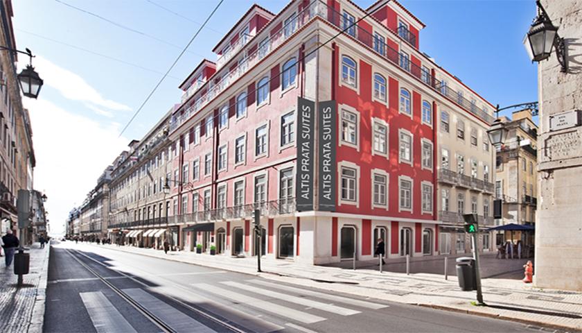 Grupo Altis Hotels: 30 milhões de euros em facturação em 2017