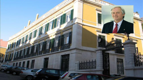 Tomaz Metello compra sede dos CTT para transformar em hotel de luxo