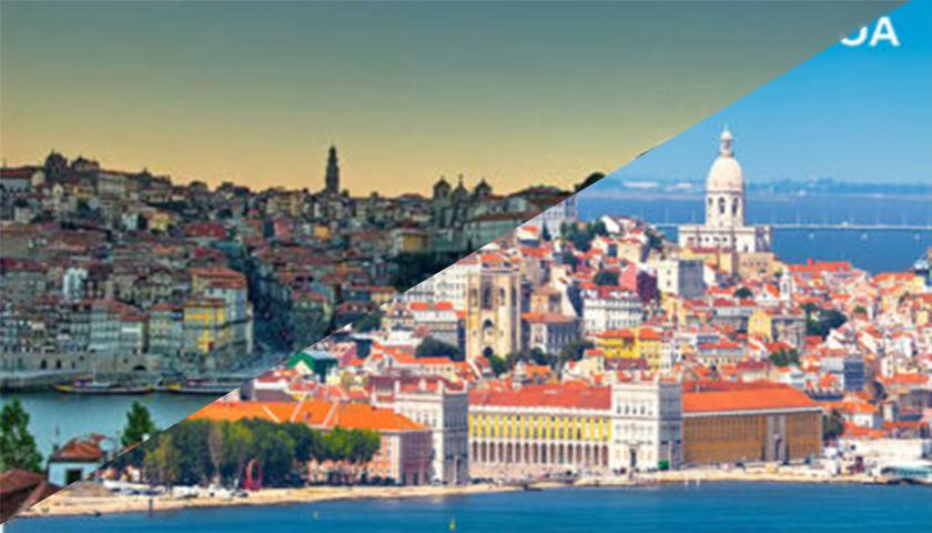 Em 2017 portugueses escolheram Porto e Lisboa para férias