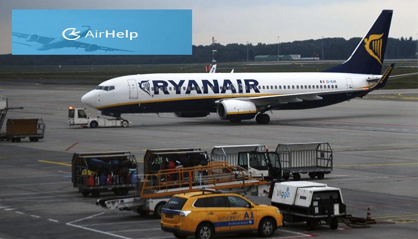 Ryanair obrigada a pagar compensação a passageiro português