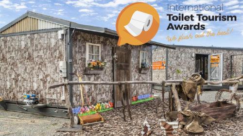 Casas de banho também promovem destinos turísticos