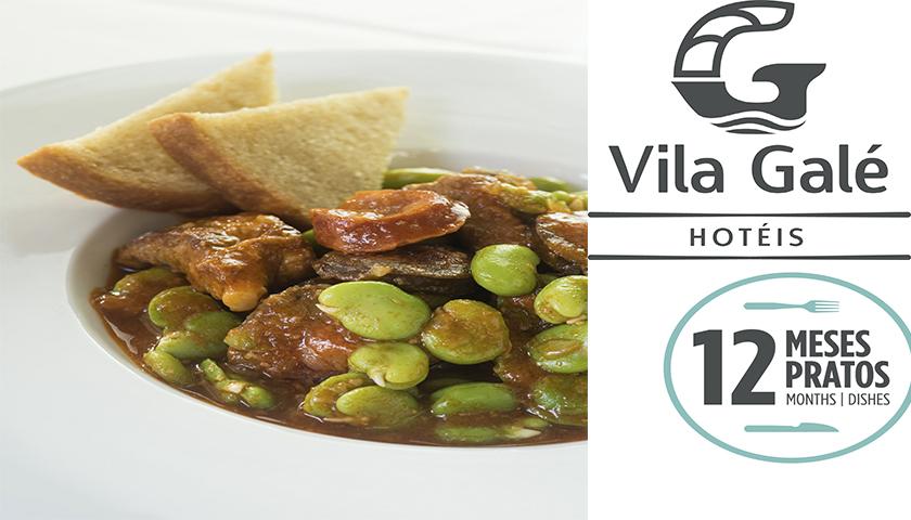 Vila Galé divulga pratos típicos portugueses