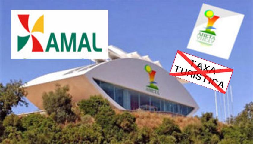 AHETA é contra a taxa turística no Algarve