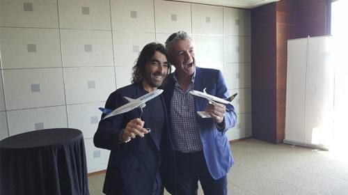 Ryanair alarga parceria com Air Europa